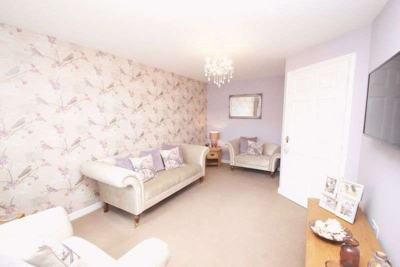 3 Bedrooms Semi Detached House for sale in Scholars Rise, Middlesbrough TS4 3RP