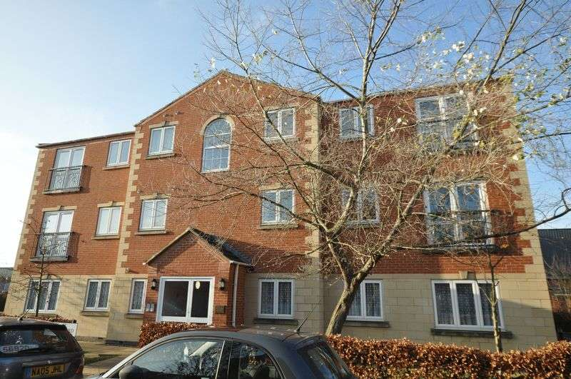 2 Bedrooms Flat for sale in Grants Yard, Burton on Trent
