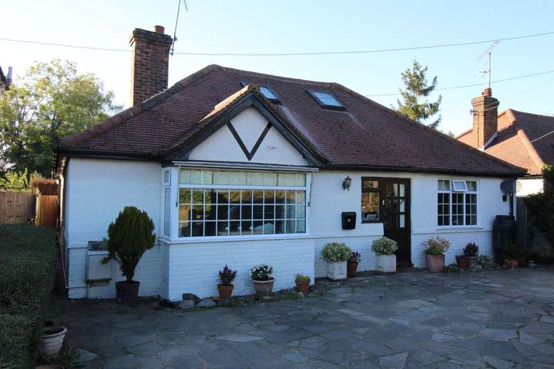 4 Bedrooms Detached Bungalow for sale in Noahs Ark, Kemsing, Sevenoaks, TN15