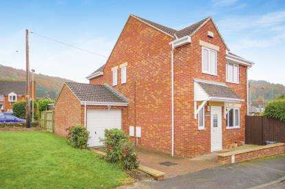 4 Bedrooms Detached House for sale in Quarry Gardens, Dursley, Gloucestershire, England