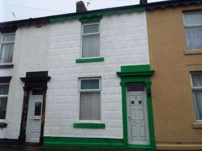 2 Bedrooms Terraced House for sale in Grafton Street, Blackpool, Lancashire, FY1