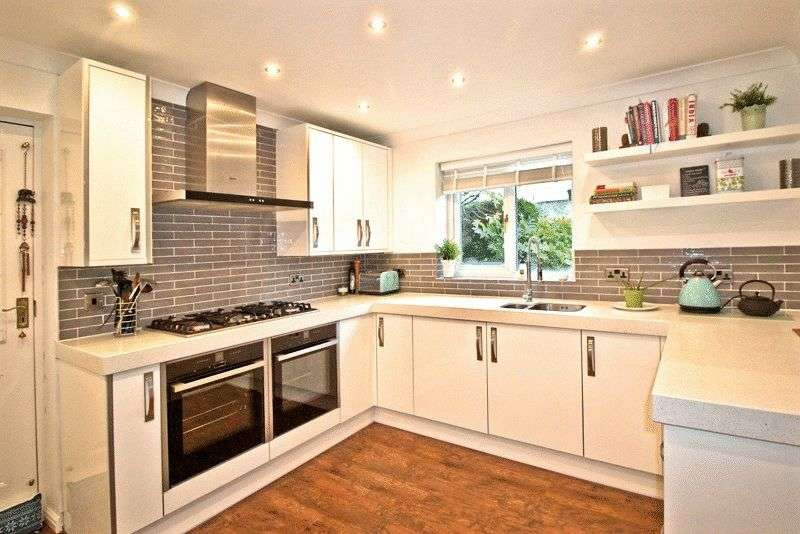 4 Bedrooms Detached House for sale in Rosewood Avenue, Tottington, Bury, BL8 3HG