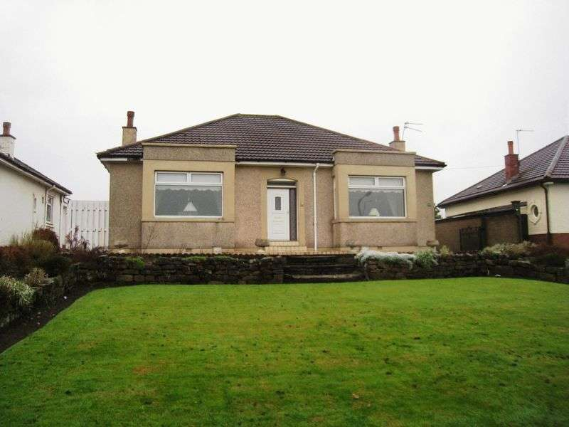 3 Bedrooms Detached Bungalow for sale in Coatbridge Road,Bargeddie,Glasgow