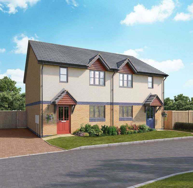 3 Bedrooms Semi Detached House for sale in The Pembroke - Gwel Y Mor Development, Dwygyfylchi