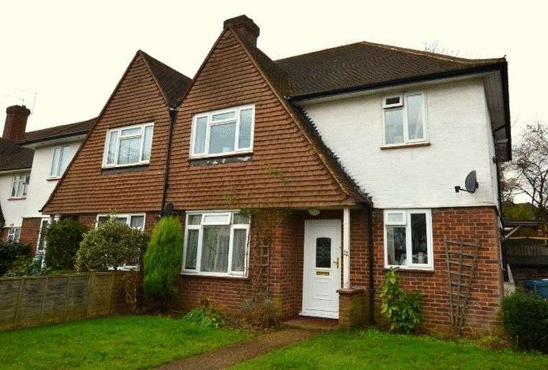 2 Bedrooms Flat for sale in Woodridings Close, Hatch End