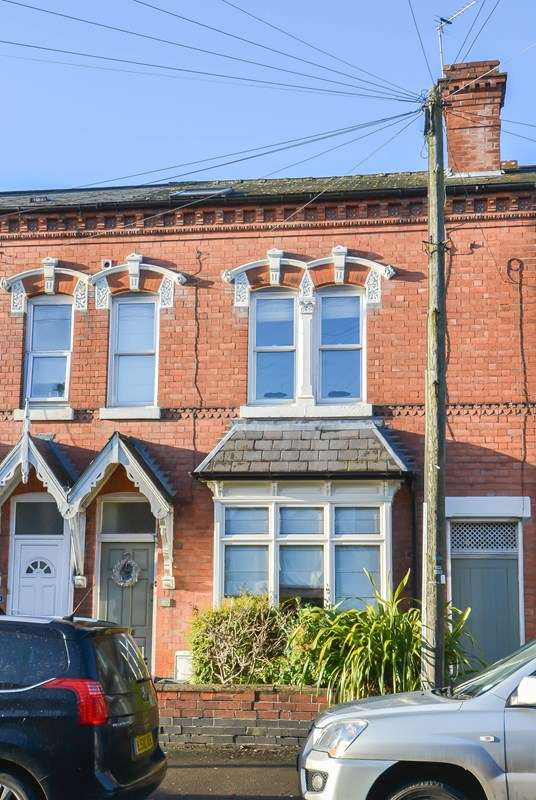 4 Bedrooms Terraced House for sale in Herbert Road, Bearwood