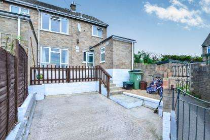 2 Bedrooms End Of Terrace House for sale in Westbury Sub Mendip, Wells, Somerset