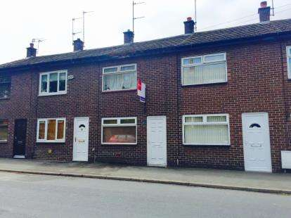 2 Bedrooms Terraced House for sale in Demesne Drive, Stalybridge, Greater Manchester