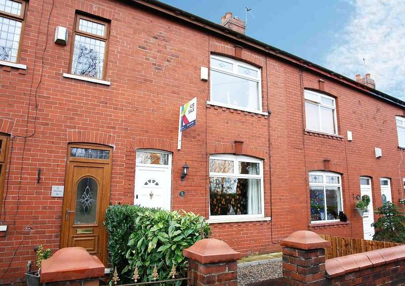 2 Bedrooms Terraced House for sale in 52 Blackshaw Lane, Royton