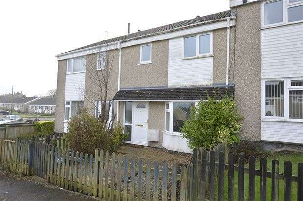 3 Bedrooms Terraced House for sale in Plumptre Road, Paulton , BRISTOL, BS39 7RX