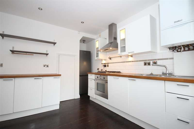 2 Bedrooms Cottage House for sale in Rucklidge Avenue, Harlesden, NW10 4PR