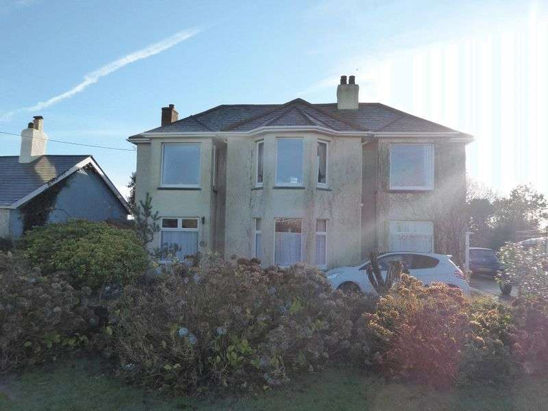 6 Bedrooms Detached House for sale in West Down Road, Delabole