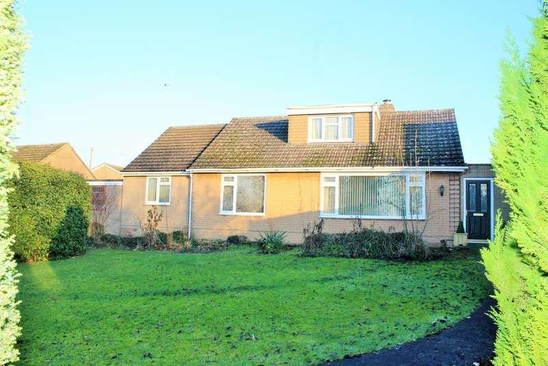 3 Bedrooms Chalet House for sale in Homelands, Stamford Road, Ryhall, PE9 4HB