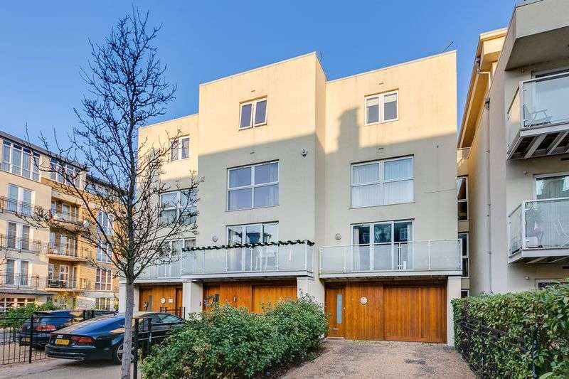 5 Bedrooms Terraced House for sale in Woodman Mews, Kew Riverside, London