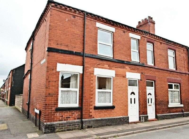 2 Bedrooms Flat for sale in Garbett Street, Stoke-On-Trent