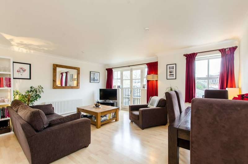 2 Bedrooms Flat for sale in Belvedere Place, Brixton, SW2