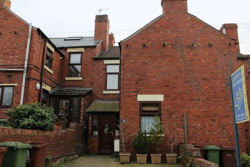 3 Bedrooms House for sale in Mill Hill, Pontefract