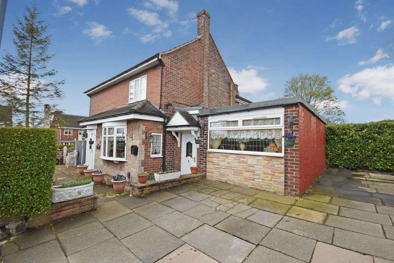 3 Bedrooms Detached House for sale in Maunders Road, Stoke-On-Trent