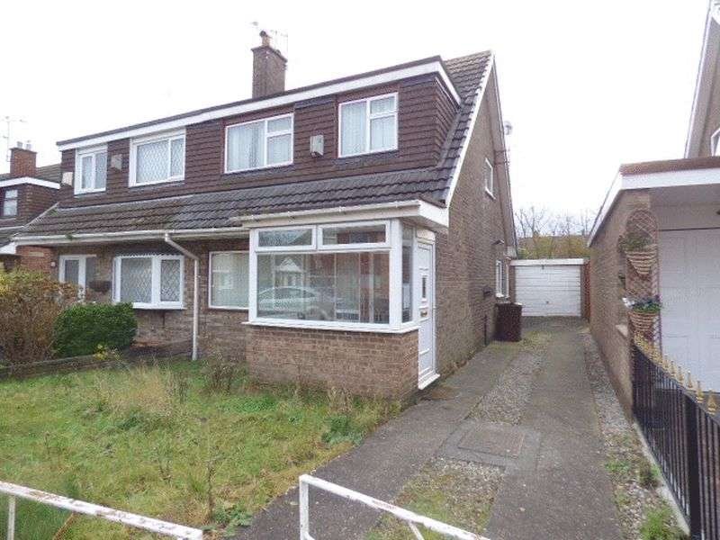 3 Bedrooms Semi Detached House for sale in Apollo Way, Netherton Village