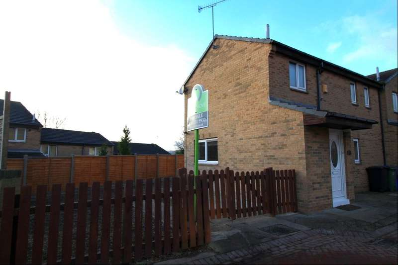 2 Bedrooms Semi Detached House for sale in Sturge Croft, Sheffield, S2