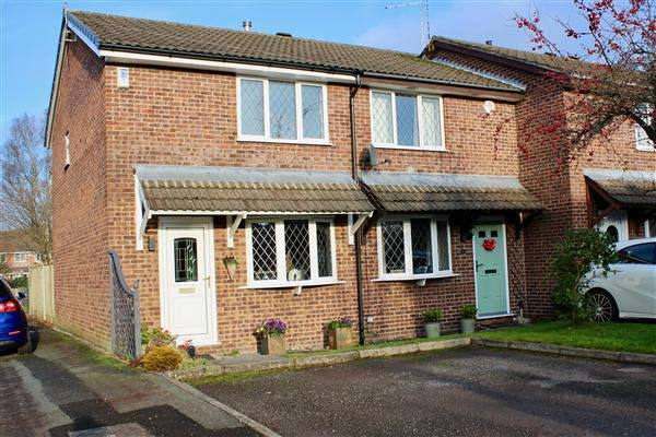 2 Bedrooms Mews House for sale in Marlowe Court, Ryles Park Road,, Macclesfield