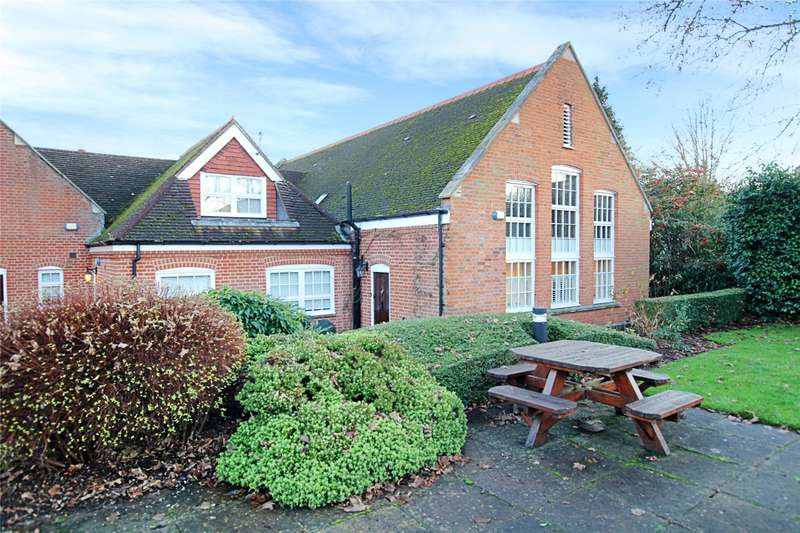 2 Bedrooms Mews House for sale in Old Priory Park, Old London Road, St. Albans, Hertfordshire, AL1
