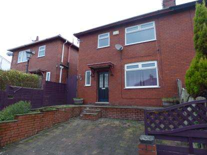 3 Bedrooms Semi Detached House for sale in Hollins Road, Oldham, Greater Manchester