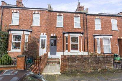 2 Bedrooms Terraced House for sale in Fairhaven Road, Cheltenham, Gloucestershire
