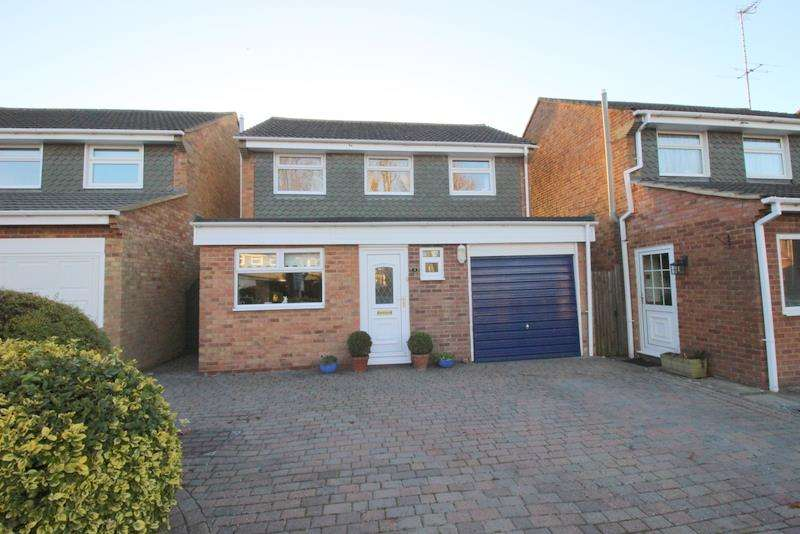 3 Bedrooms Property for sale in Edgar Row Close, Wroughton