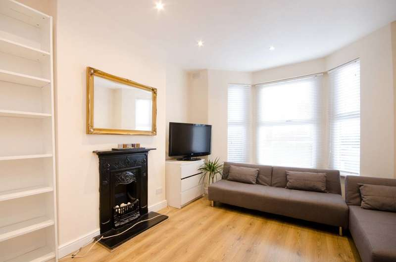 2 Bedrooms Flat for sale in Pathfield Road, Streatham Common, SW16