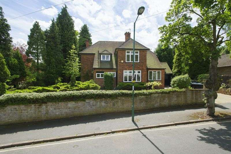 4 Bedrooms Detached House for sale in Oundle Drive, Wollaton