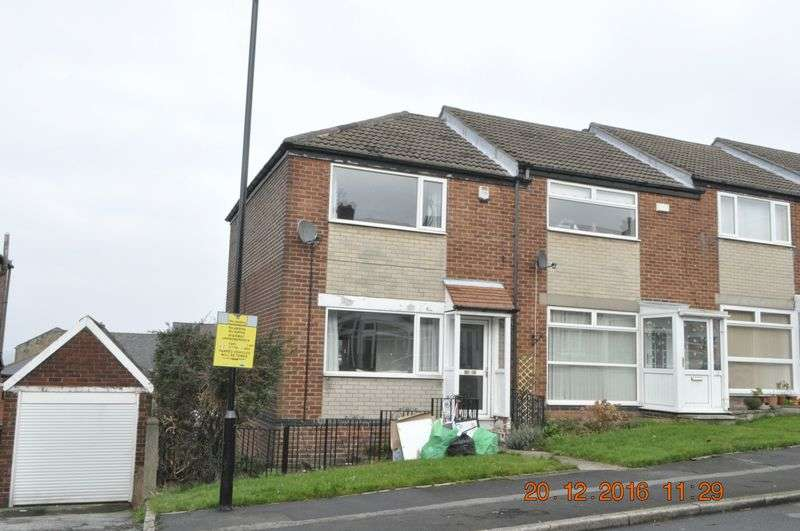 2 Bedrooms Terraced House for rent in Toftwood Road, Crookes, Sheffield