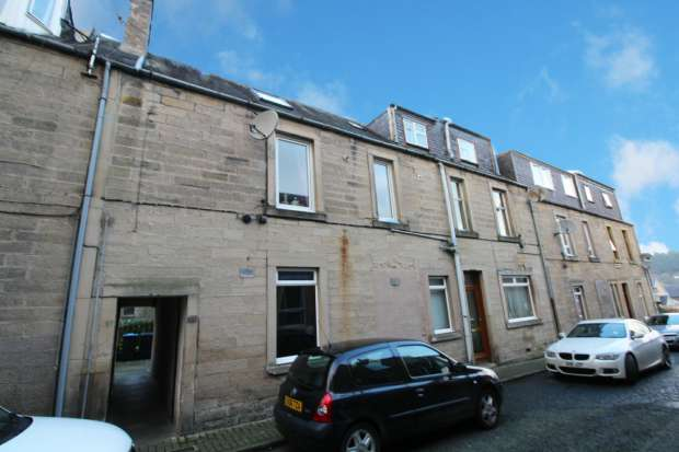 2 Bedrooms Terraced House for sale in Morrison Place, Hawick, Roxburghshire, TD9 0JD