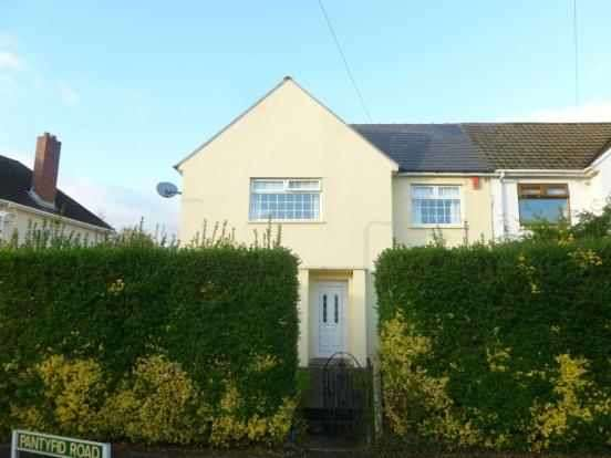 3 Bedrooms Semi Detached House for sale in Pantyfid Road, Bargoed, Mid Glamorgan, CF81 9DU