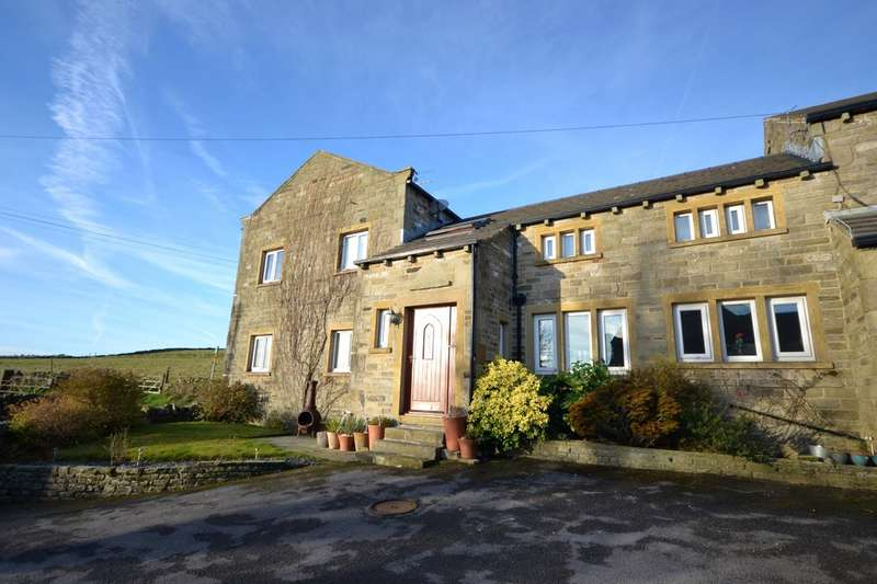 4 Bedrooms Barn Conversion Character Property for sale in Broad Lane, Holmfirth