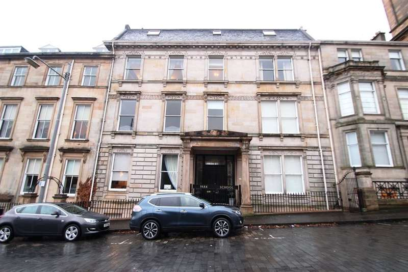 2 Bedrooms Flat for rent in Lynedoch Street, Park, Glasgow