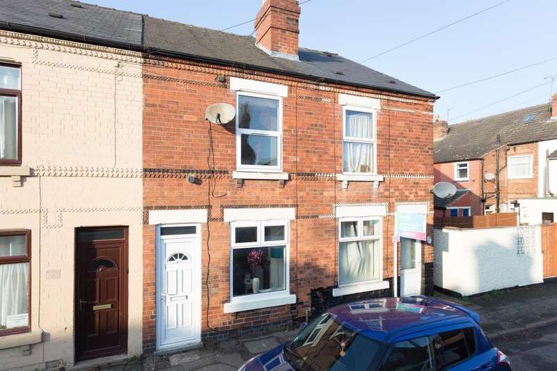 2 Bedrooms Terraced House for sale in Manners Street, Ilkeston
