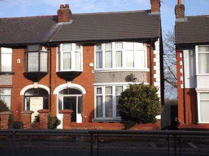 4 Bedrooms Semi Detached House for sale in Queens Drive, Walton, Liverpool, Merseyside, L4