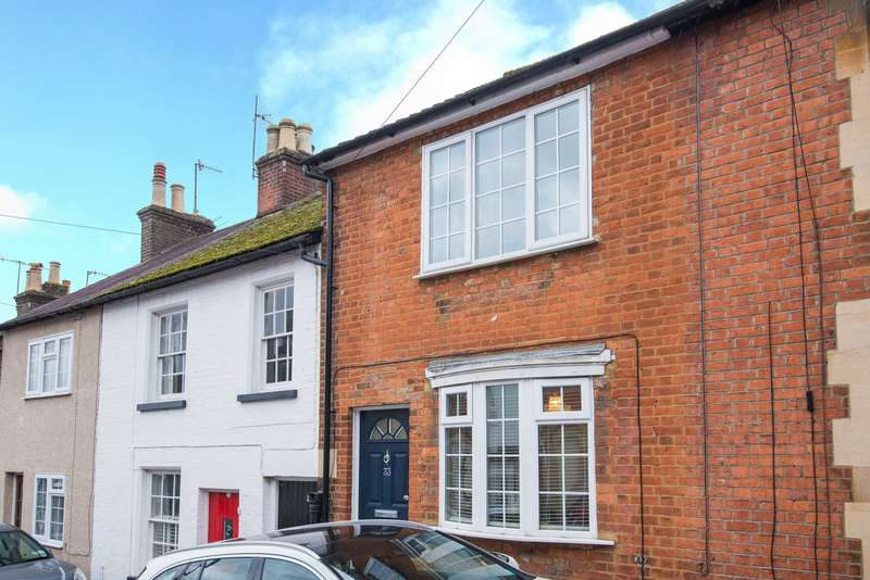 2 Bedrooms Terraced House for sale in Victoria Road, Berkhamsted