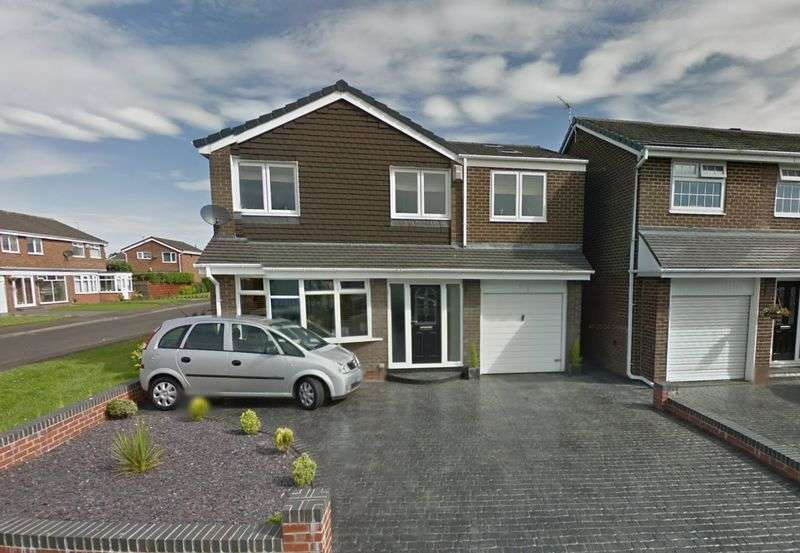 4 Bedrooms Detached House for sale in Exeter Road, Wallsend