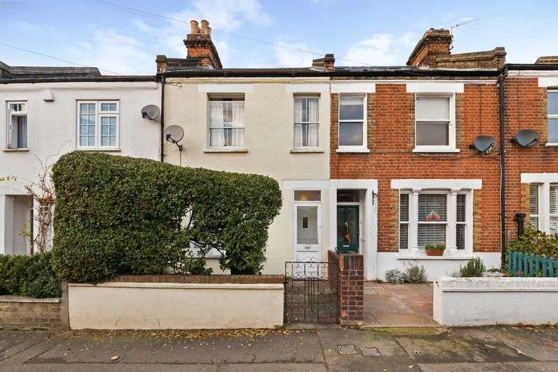 2 Bedrooms Terraced House for sale in Hambro Road, London