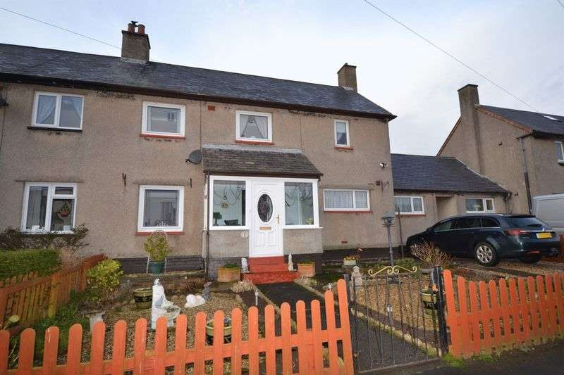 3 Bedrooms Semi Detached House for sale in Heugh Wynd, Alnwick
