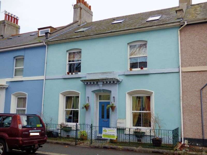 5 Bedrooms Terraced House for sale in Stoke, Plymouth