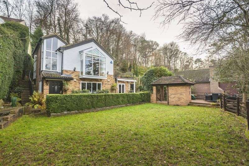 5 Bedrooms Detached House for sale in Great Molewood, Hertford