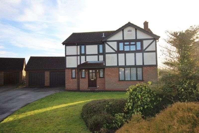 4 Bedrooms Detached House for sale in Tudor Park, Horncastle
