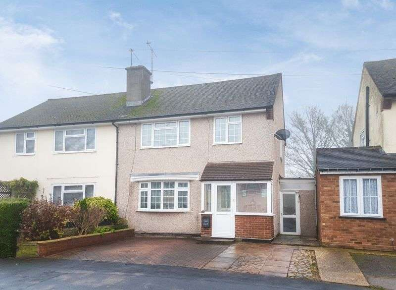 3 Bedrooms House for sale in Broomfield Rise, Abbots Langley