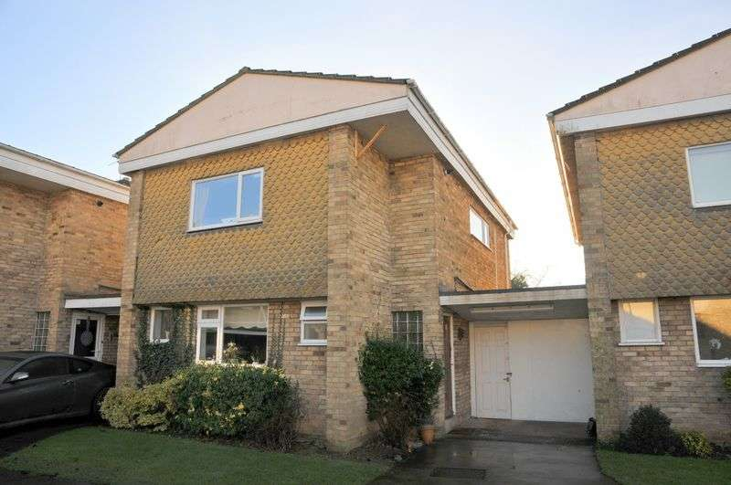 3 Bedrooms Detached House for sale in Abbey Place, Eynsham