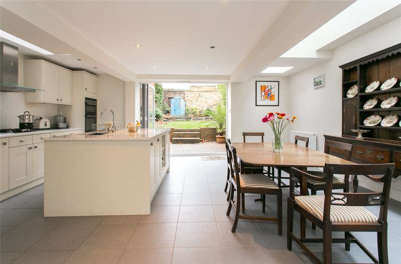 2 Bedrooms Semi Detached House for sale in Temperley Road, London, SW12