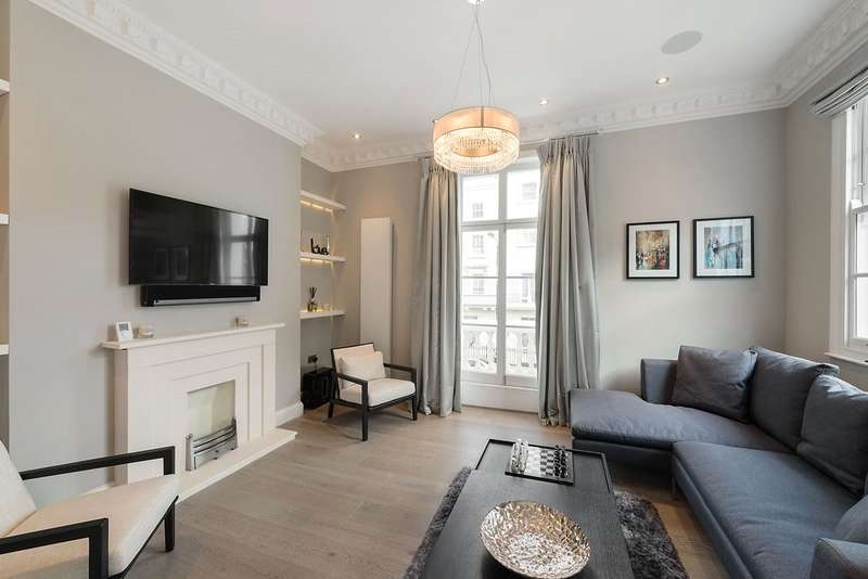 4 Bedrooms End Of Terrace House for sale in Sutherland Street, London, SW1V