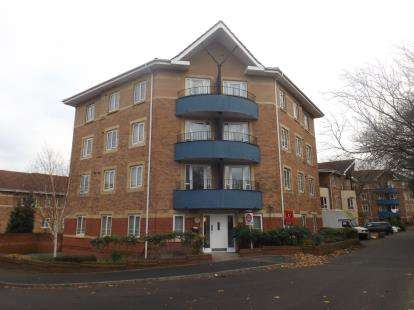 2 Bedrooms Flat for sale in Burlington House, 16 Waterside Drive, Birmingham, West Midlands
